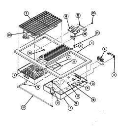jenn air wiring diagram wiring diagram databasejenn air wiring diagrams wiring diagrams jenn air stove top [ 848 x 1100 Pixel ]