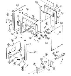 jenn air s136c range timer stove clocks and appliance timers jenn air wiring diagram jenn air wiring diagram [ 2520 x 3300 Pixel ]