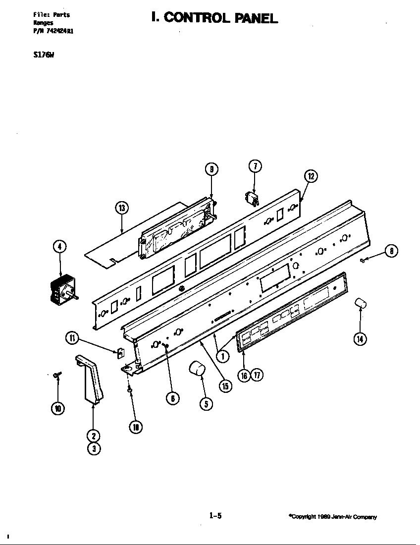 [WRG-3749] Marine Electrical Control Panel Wiring Diagram