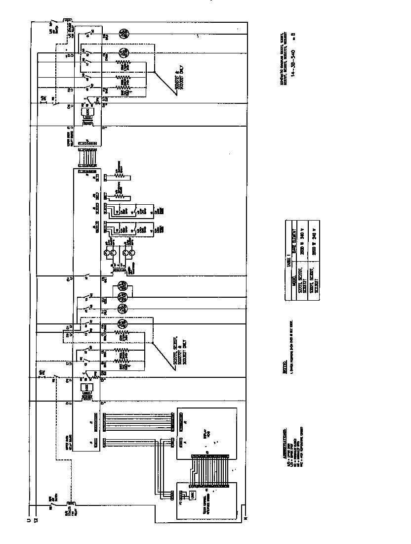 medium resolution of sc272t built in electric oven schematic diagram parts diagram