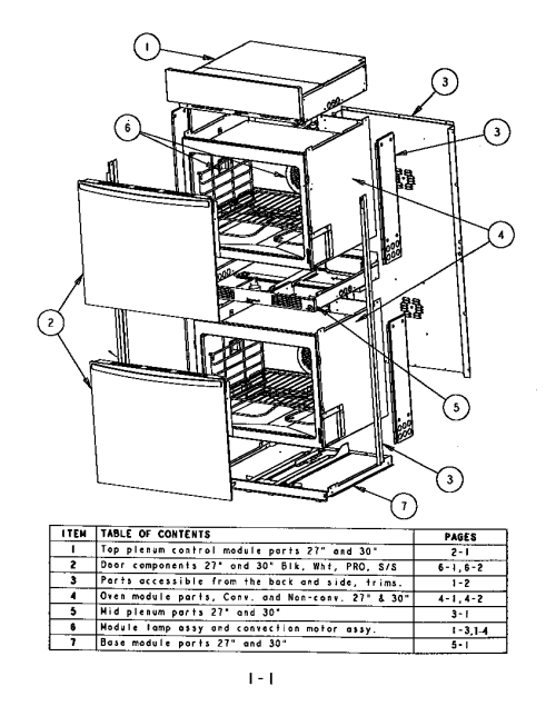 small resolution of sc302 built in electric oven oven assembly parts diagram