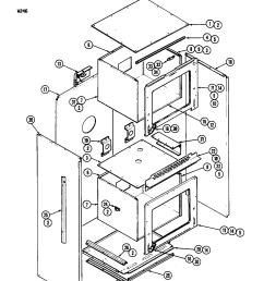 w246 electric wall oven basic body w246 w246 parts diagram [ 1136 x 1466 Pixel ]