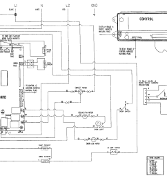 4 wire range schematic wiring diagram [ 2577 x 1829 Pixel ]