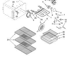 ykerc507hw0 free standing electric range oven parts diagram [ 3348 x 4623 Pixel ]