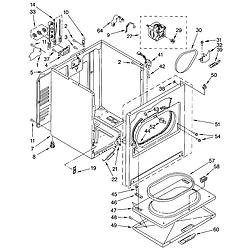 Sears Kenmore Dryer Schematic Kenmore HE2 Gas Dryer