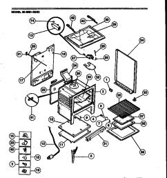tappan 3039910003 range gas timer stove clocks and appliance timers tappan stove wiring diagram [ 864 x 1098 Pixel ]