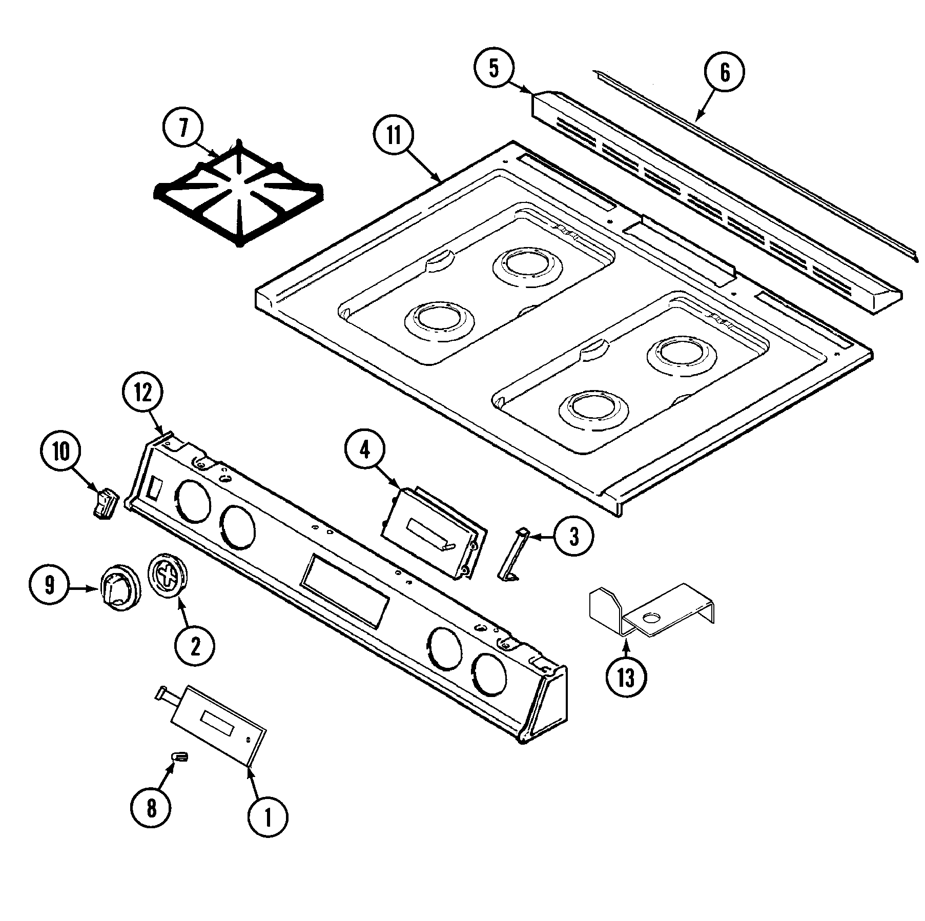 Refrigerators Parts: Refrigerator Appliance Parts