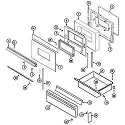 Magic Chef Stove Gas Oven Wiring Diagram Magic Chef Gas