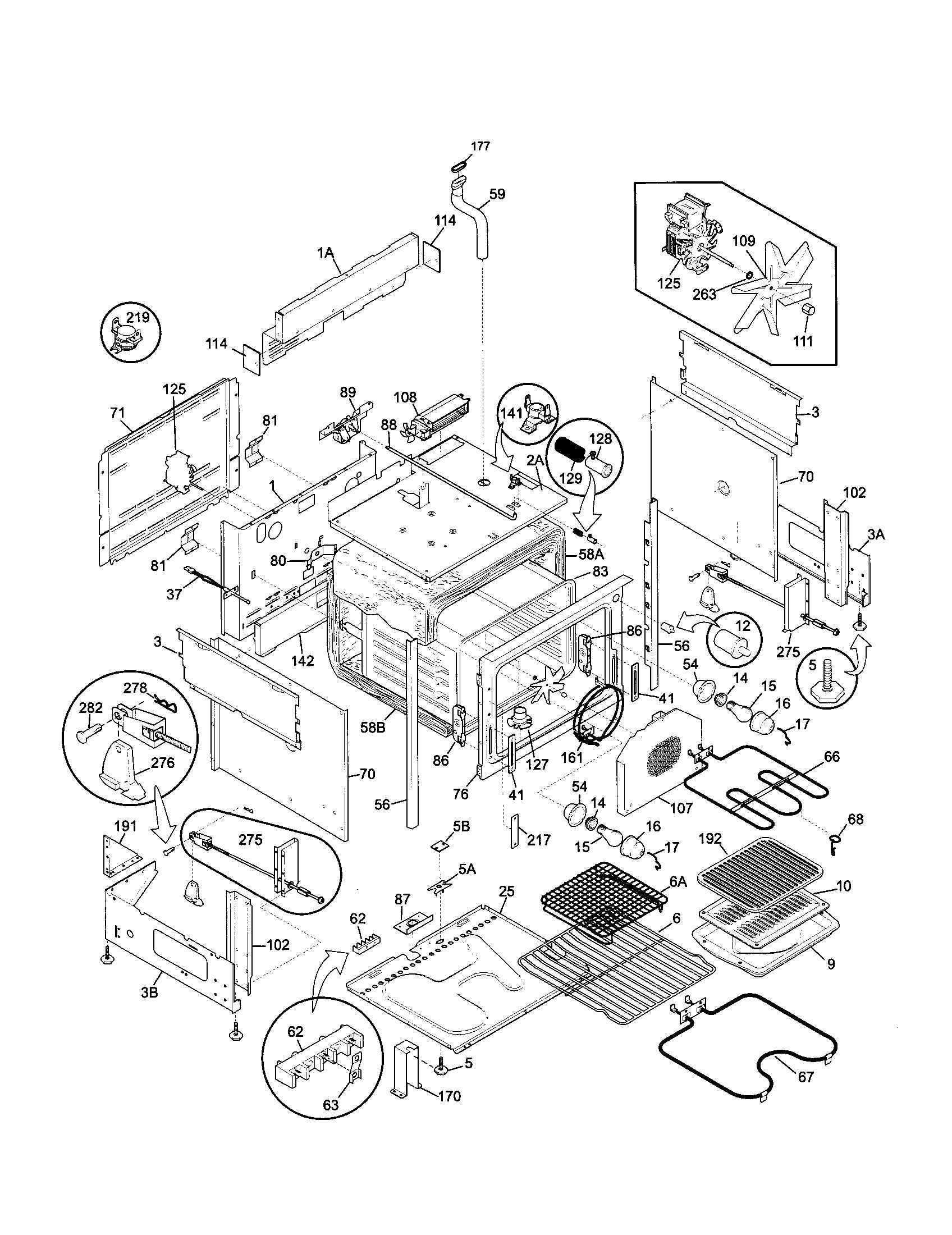 kenmore elite parts diagram ford 300 inline 6 wiring 79046803991 electric slide in range timer