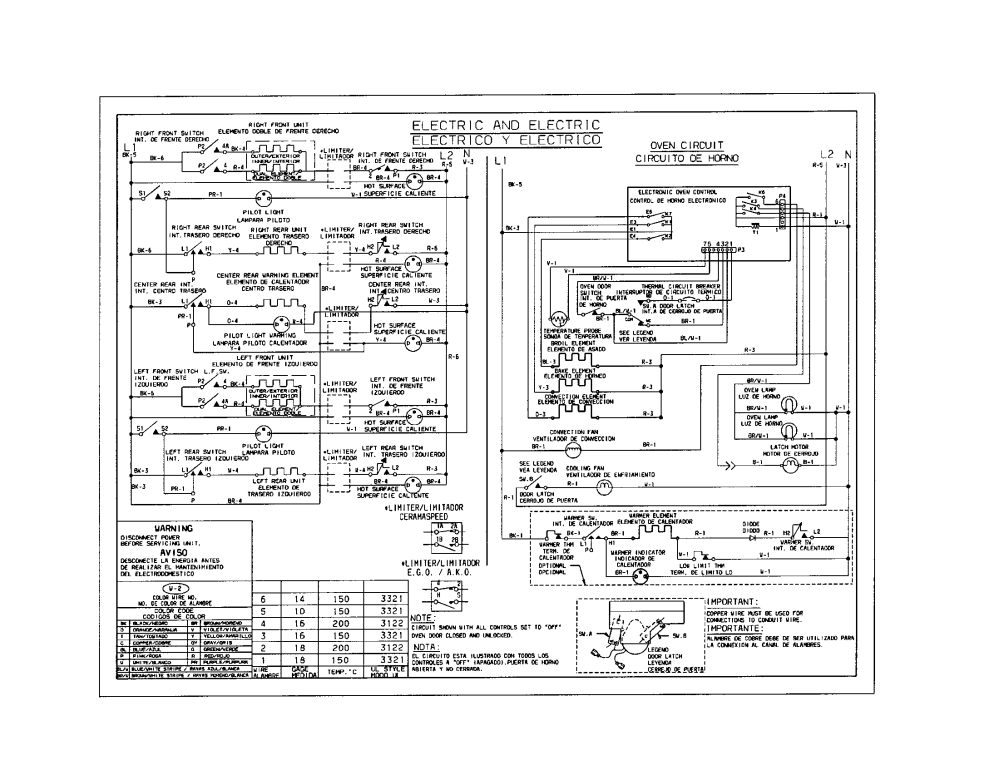 medium resolution of electric range wiring diagram free download wiring diagram amege gas range wiring diagram free download my