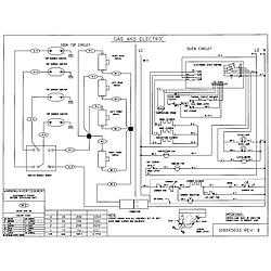 Kenmore 79046812991 Elite Dual Fuel SlideIn Range Timer