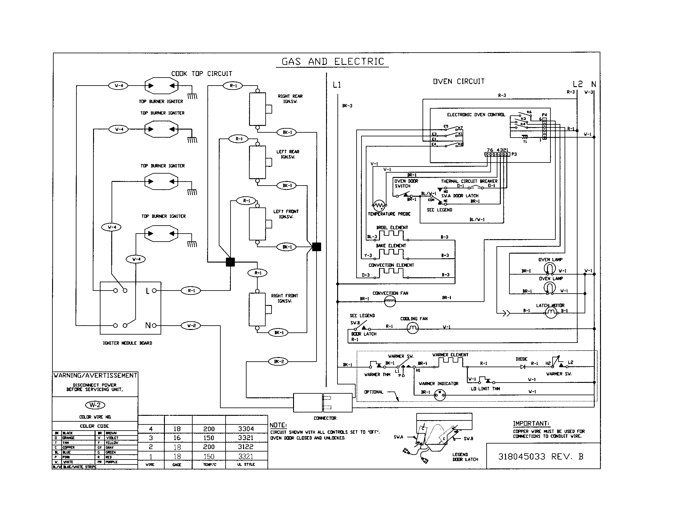 kenmore appliance wiring diagrams