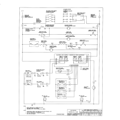 Kenmore Oven Wiring Diagram Yamaha G2 Electric 79075903993 Gas Range Timer Stove Clocks And