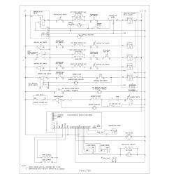 79096612400 electric range wiring schematic parts diagram [ 1700 x 2200 Pixel ]