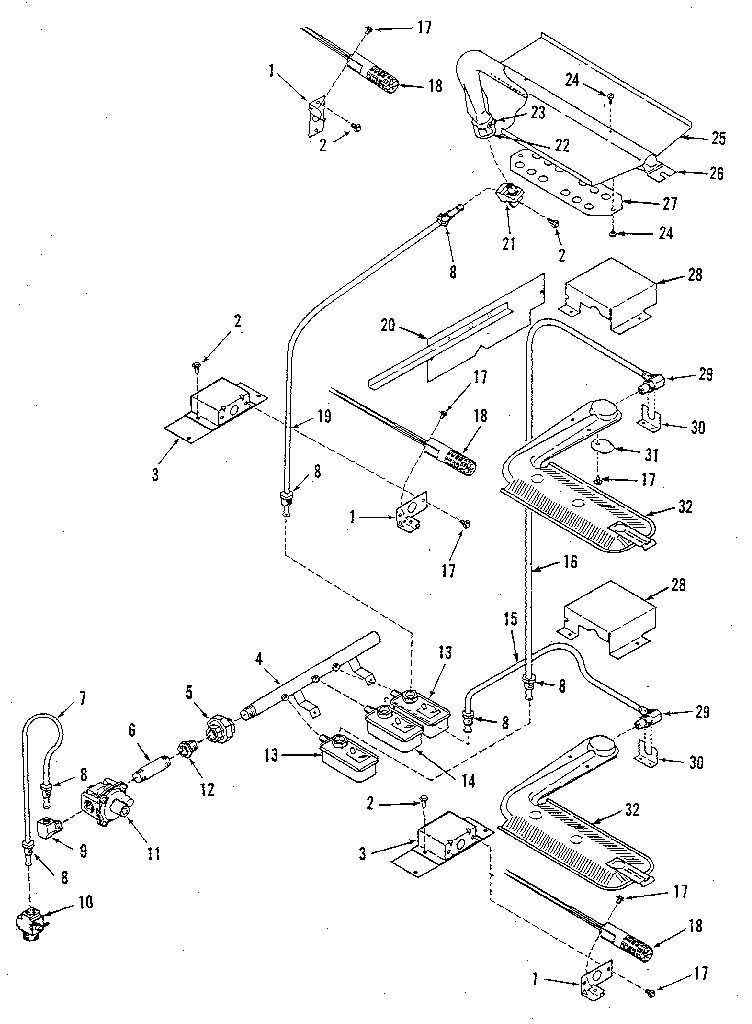 Wiring Harness Deutz 3006
