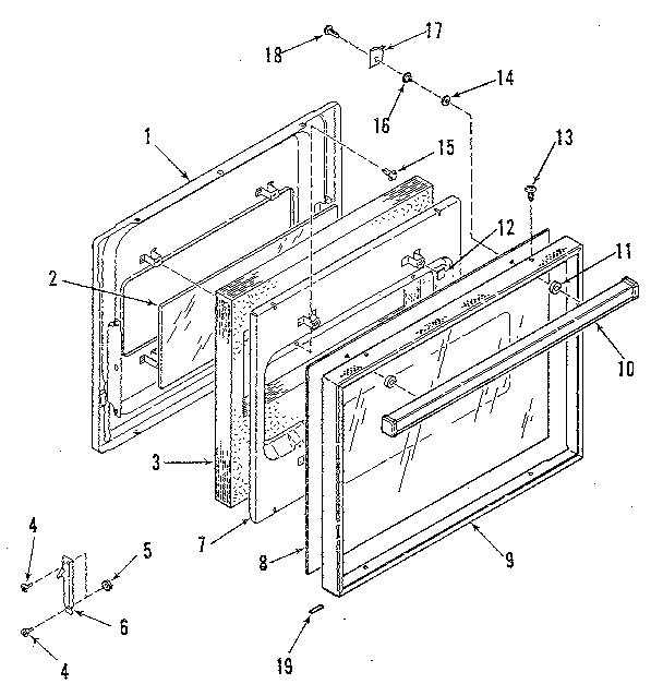 Schaltplang Kenmore Oven