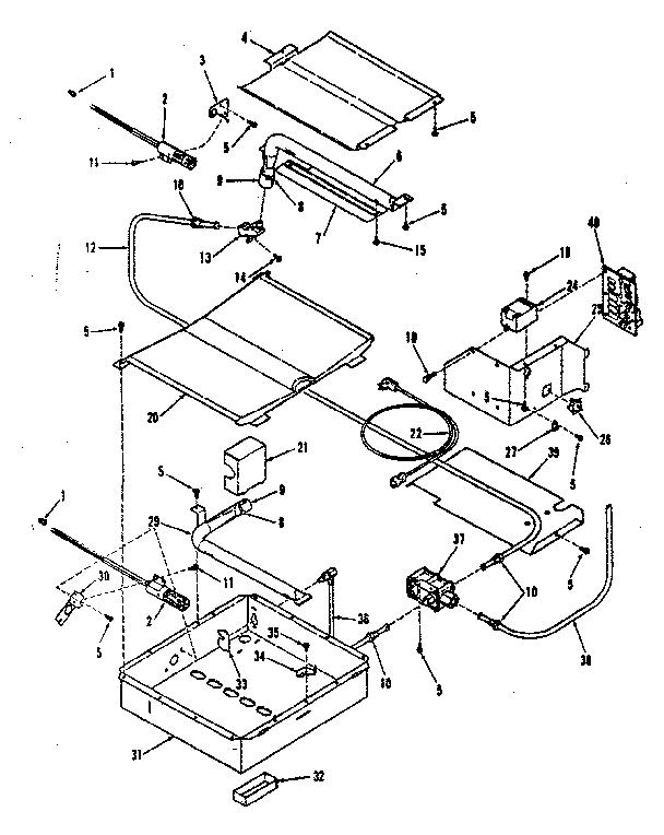 Fluorescent Light Ballast Wiring Diagram