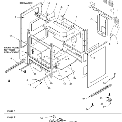 Kitchen Cabinet Parts Used Tables For Sale Schematic Diagram Wiring Library Acf3325aw Gas Range