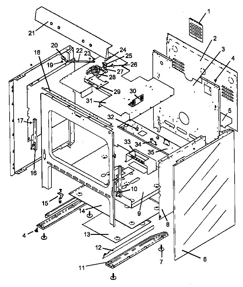 Whirlpool Gas Range Repair Manual