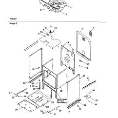 Cabinet Door Diagram 2002 Nissan Xterra Radio Wiring Amana Arts6651e Slide In Electric Range Timer Stove