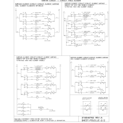 Schematic Diagram Of Computer Components House Wiring Light Switch Frigidaire Cfef358es2 Electric Range Timer Stove Clocks