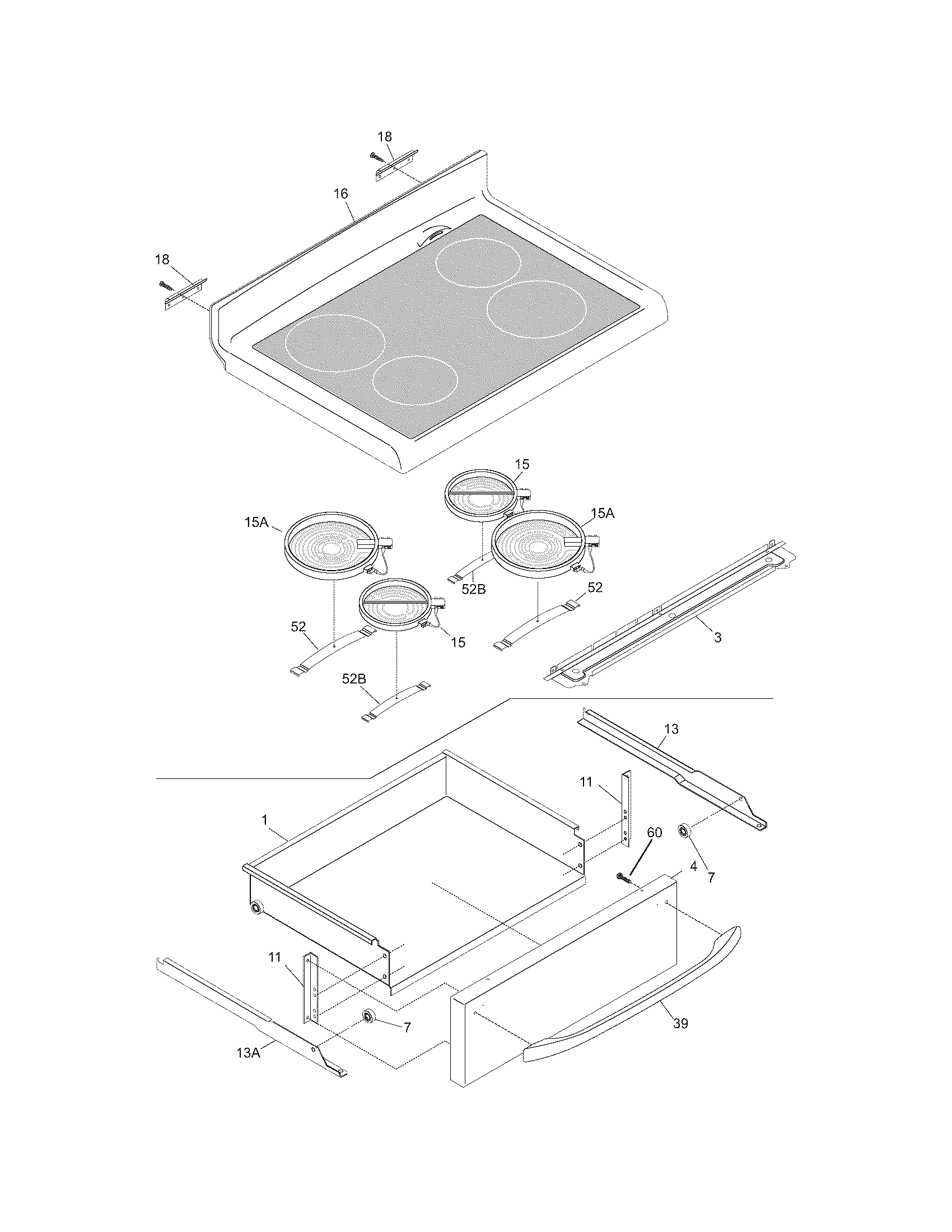 Frigidaire Cfef372bc2 Electric Range Timer