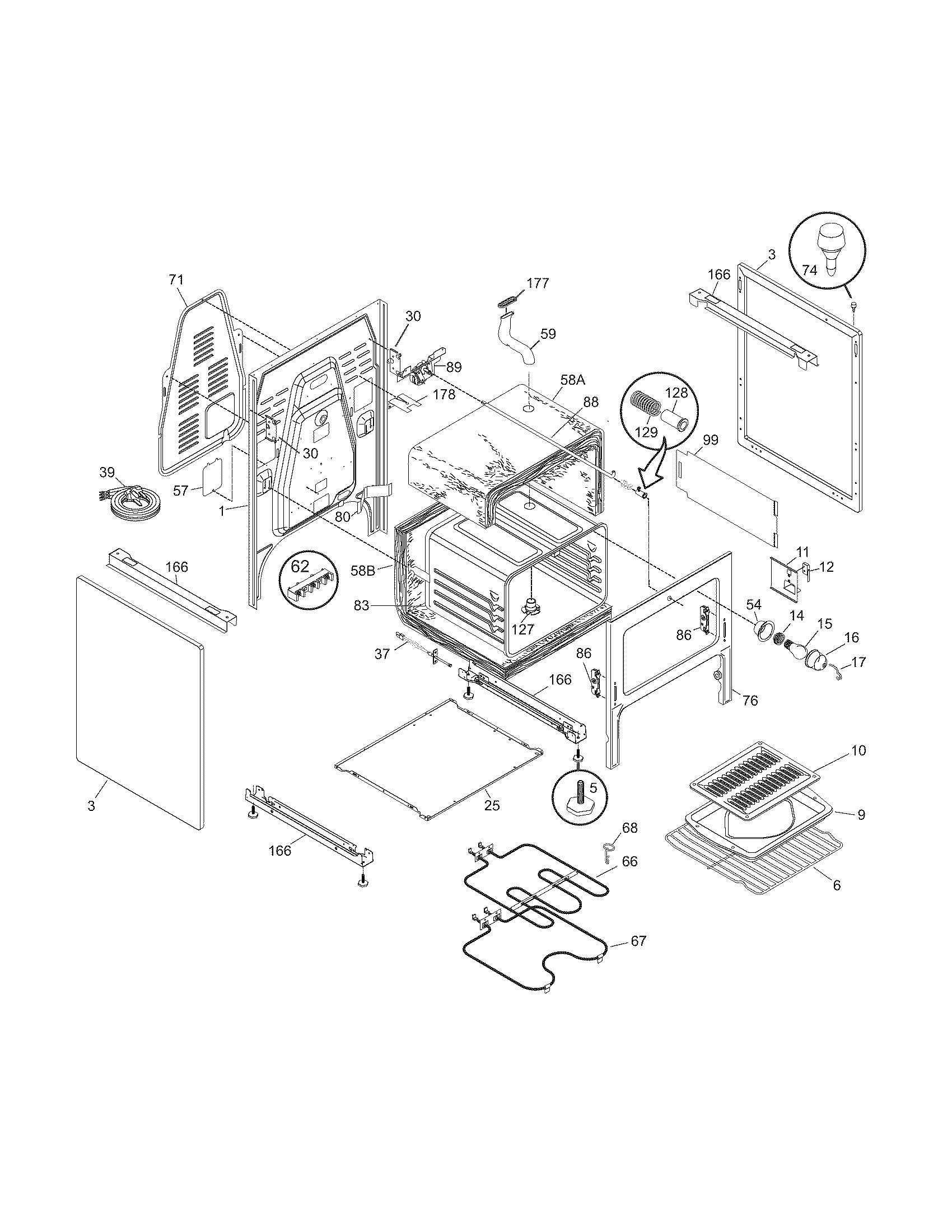 Frigidaire Wiring Schematics
