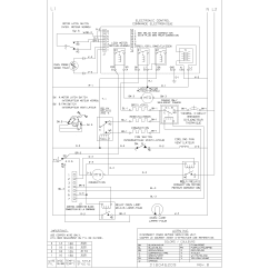 Timer Wiring Diagram Backup Light Frigidaire Cgeb27s7cs1 Electric Walloven Stove