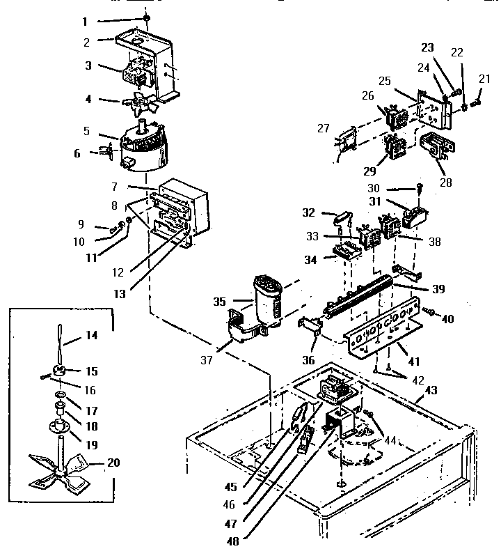 bosch dishwasher service manual