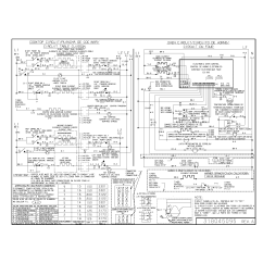Wiring Installation Diagram Four Way Frigidaire Cpes389cc1 Range Timer Stove Clocks And