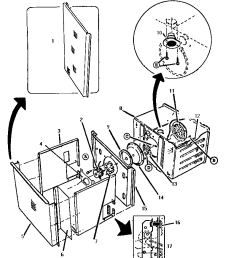 ct227n electric wall oven oven liner parts diagram [ 816 x 1061 Pixel ]