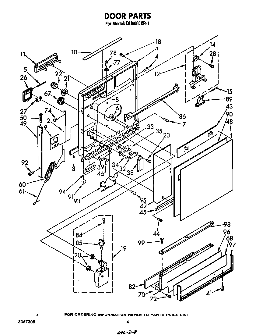 Appliance model du6000xr1 whirlpool dryer wiring diagram at w freeautoresponder co