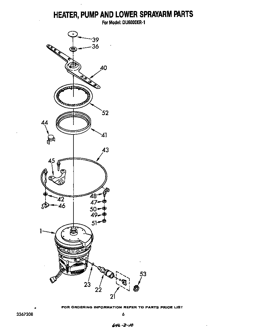 Parts For Whirlpool Direct Drive Washer Diagram Diagram