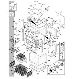 e30ew75dss1 wall oven body parts diagram [ 1700 x 2200 Pixel ]