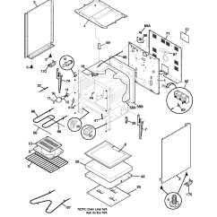 Frigidaire Affinity Dryer Wiring Diagram Doorbell Two Chimes Fef352aug Electric Range Timer Stove Clocks
