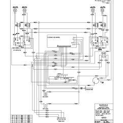 Electrical Wiring Diagram Of Rice Cooker 03 Ford Expedition Stereo Frigidaire Fef366ccb Electric Range Timer Stove Clocks