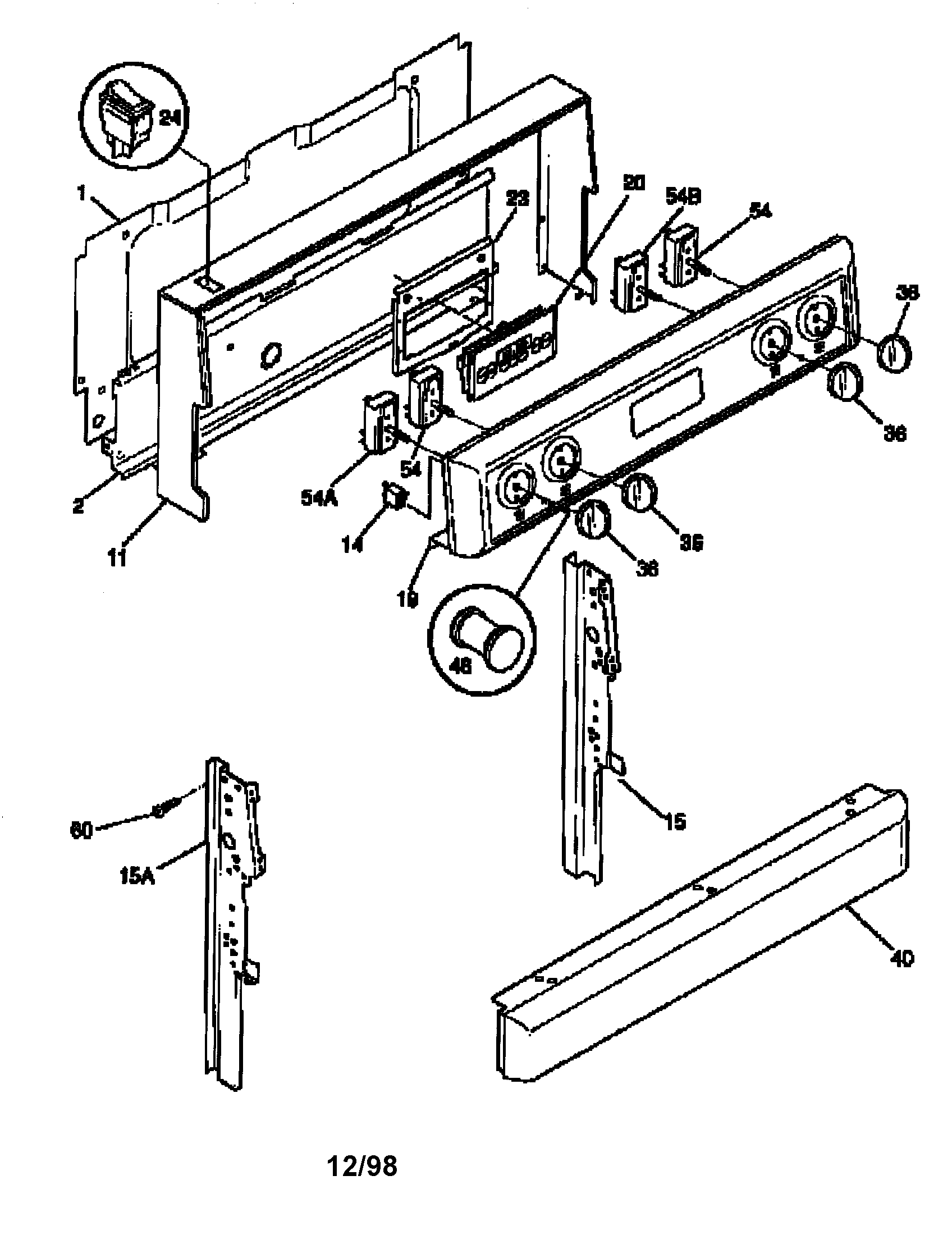 Frigidaire Parts Diagrams, Frigidaire, Free Engine Image