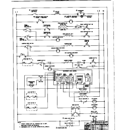 fef389wfcd electric range wiring diagram parts diagram [ 832 x 1080 Pixel ]