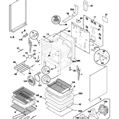 Whirlpool Gold Refrigerator Wiring Diagram Gibson Explorer Fefl88acc Electric Range Timer Stove Clocks And Body Parts