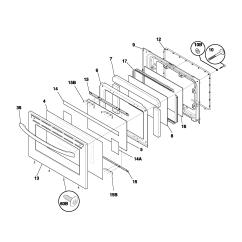 Whirlpool Gas Range Wiring Diagram Trailer Plug Fefl88acc Electric Timer Stove Clocks
