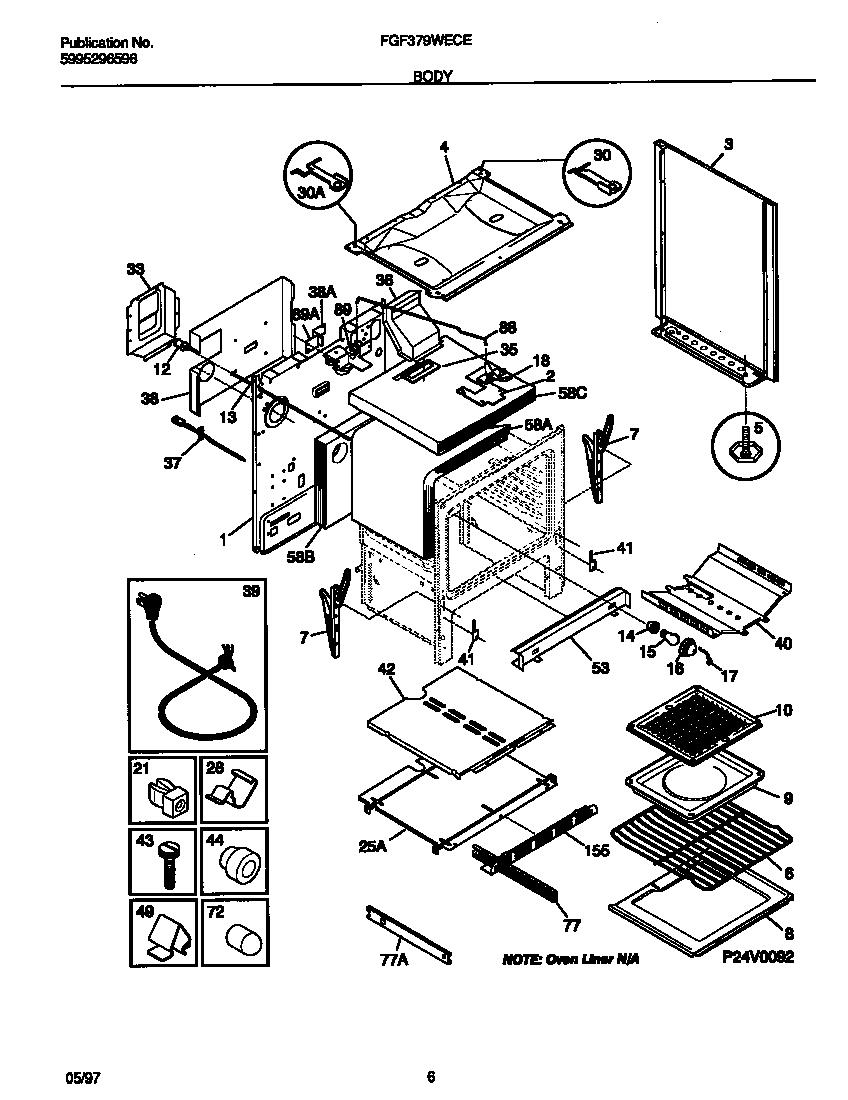 Oven Cleaning: Frigidaire Self Cleaning Oven Door Locked