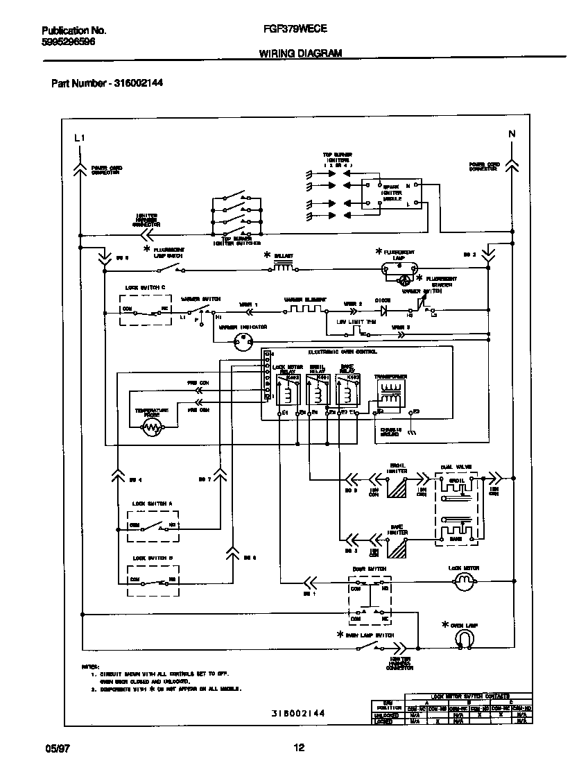 Parts For Electrolux Ei23cs65ks0 Wiring Diagram Parts From