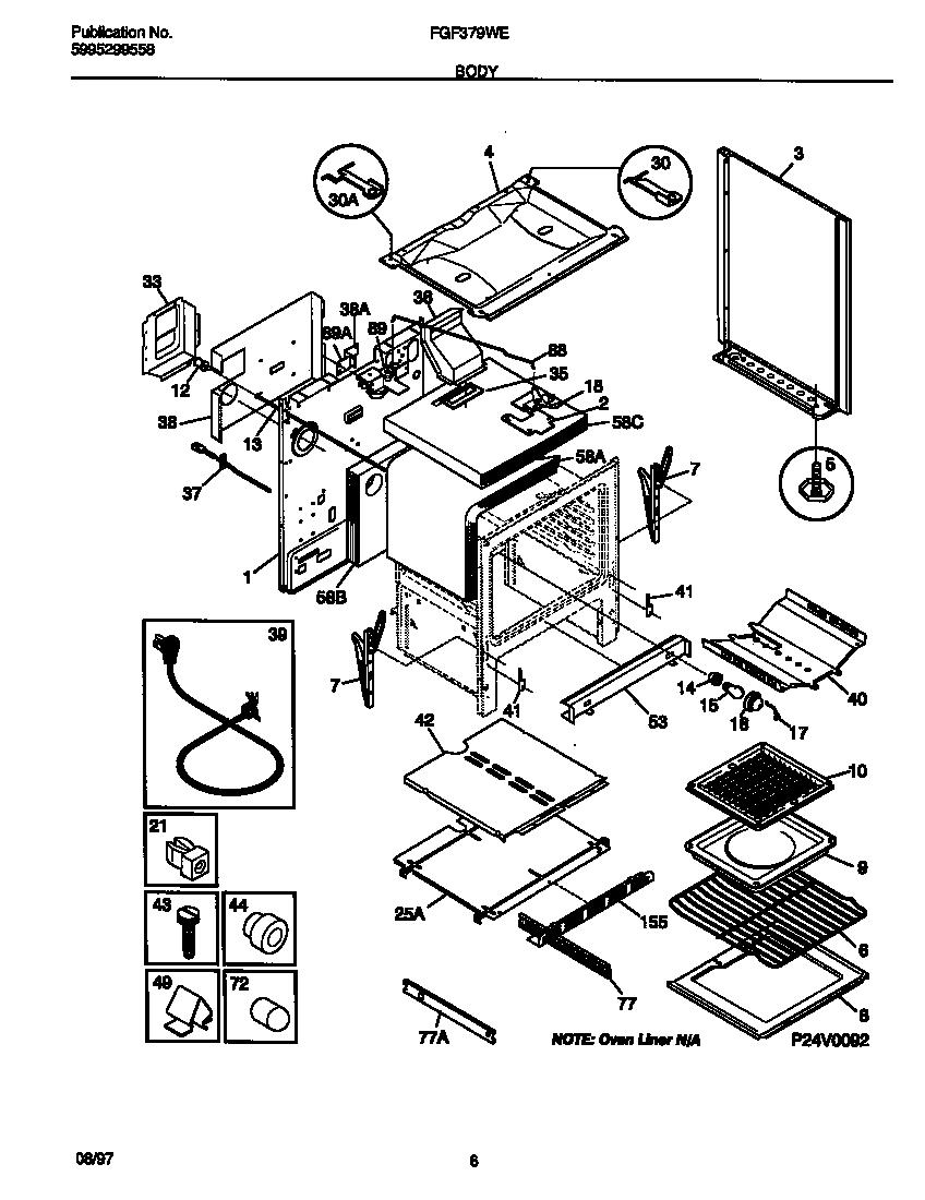 medium resolution of frigidaire range wiring diagrams best wiring library hotpoint oven wiring diagram frigidaire fgf379wecf gas range timer