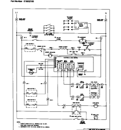 frigidaire gallery refrigerator wiring diagram wiring diagram center frigidaire fgf379wecf gas range timer stove clocks and [ 848 x 1100 Pixel ]