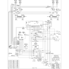Kenmore 400 Dryer Wiring Diagram 2005 Dodge Ram Trailer Stove Clock Electrical Great Installation Of Frigidaire Glefm397dsb Electric Range Timer Clocks 3 Wire