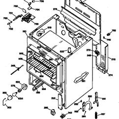 Electric Oven Wiring Diagram Nissan Navara D40 Fog Light General Jbp25gs2ww Range Timer Stove Clocks And Parts