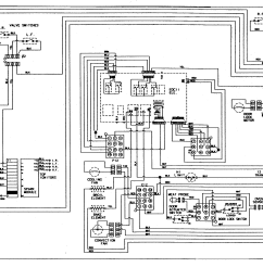 ge profile oven schematic completed wiring diagrams ge appliances schematic diagram ge refrigerator control board wiring [ 2545 x 1925 Pixel ]
