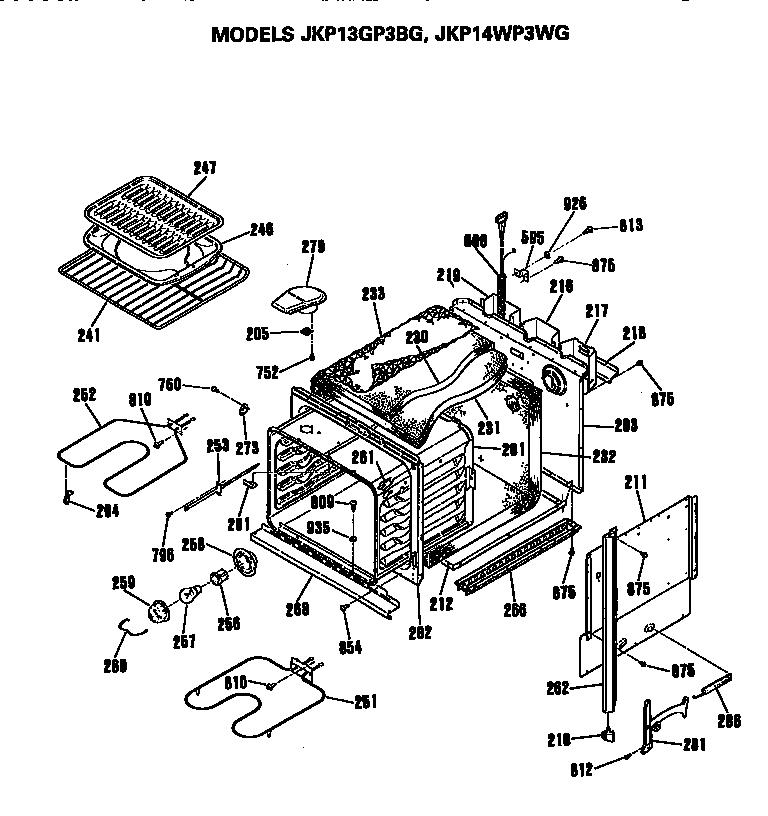 Lincoln Impinger 1116 Wiring Diagram