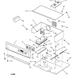 General Electric Refrigerator Parts Diagram Story Elements Plot Jkp15 Oven Timer Stove Clocks