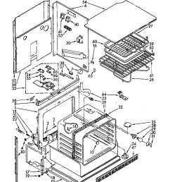 kebi100vbl electric built in oven oven parts diagram [ 864 x 1099 Pixel ]